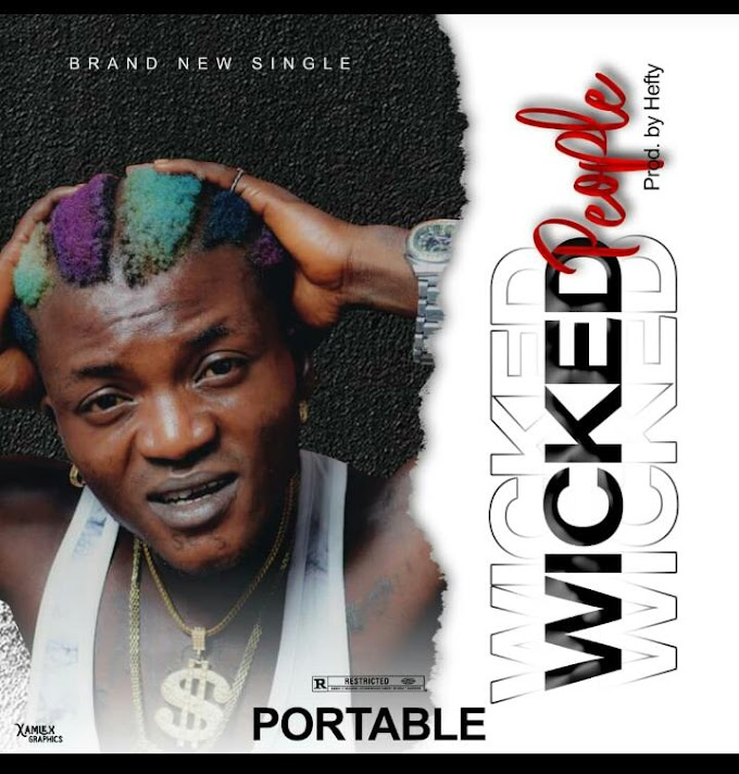 [Music] Portable — Wicked People