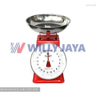 RUBY - TIMBANGAN BESI 20KG (RB-538)