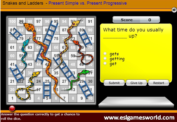 Snakes and Ladders Hancock McDonald ELT