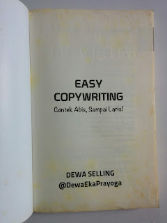Easy Copywriting: Contek Abis, Sampai Laris!