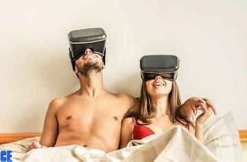 PORNOGRAFIA DA REALIDADE VIRTUAL ESTA TRANSFORMANDO A CULTURA DO SEXO