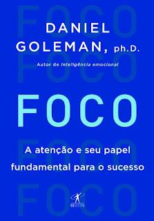 LIVRO - FOCO- PAPEL FUNDAMENTAL PARA O SUCESSO