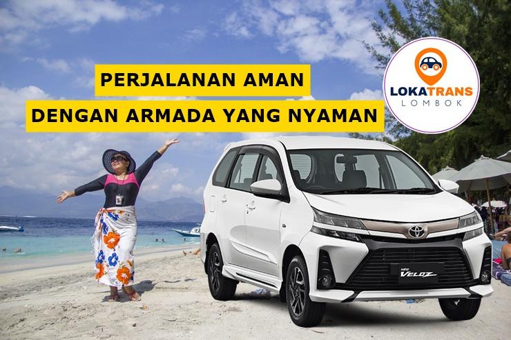 Sewa Mobil  Lepas Kunci Lombok