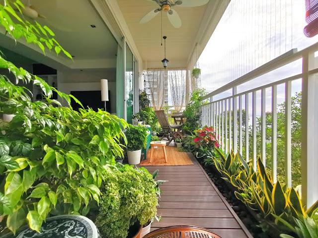 Gambar balkoni contoh
