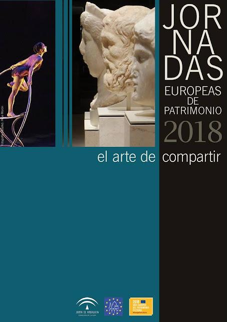 Jornadas Europeas de Patrimonio 2018 en Málaga