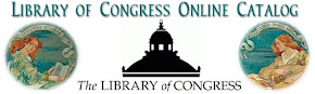 Library of Congress Online Catalog
