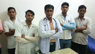 Dr Vijyapal Yadav, Alwar, Rajasthan