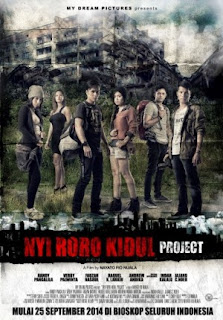 Download Film dan Movie Nyi Roro Kidul Project (2014) Full Movie