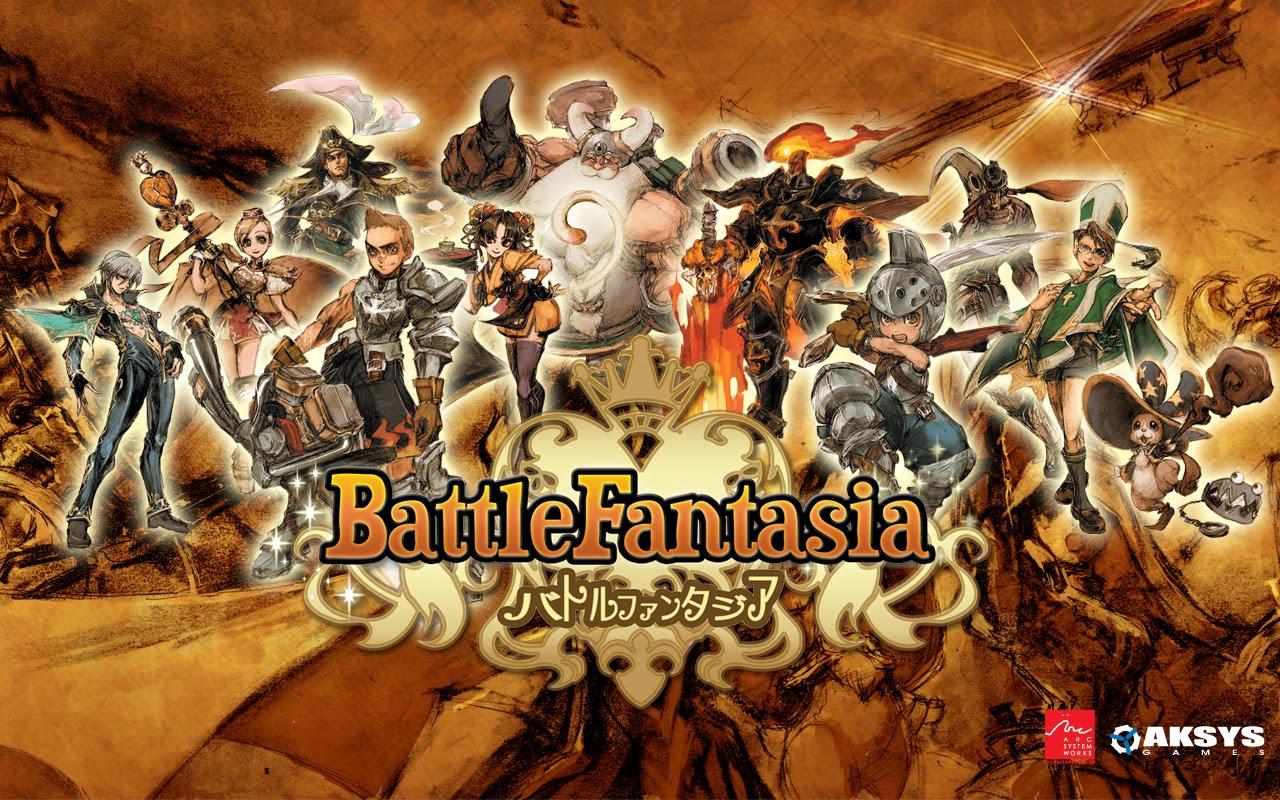 Battle Fantasia Network Edition Arcade Dump
