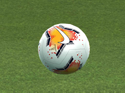 PES 2013 Merlin Libertadores 2020 Ball by m4rcelo