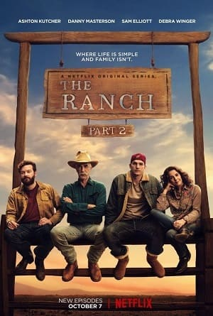 The Ranch - 2ª Temporada Séries Torrent Download capa