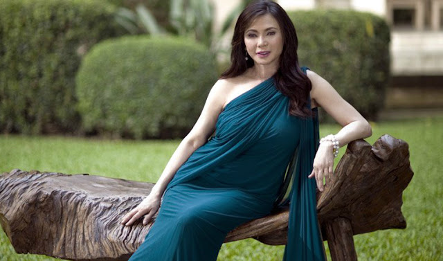 Powerful and Wealthy - 25 Richest Female Celebrities in the Philippines