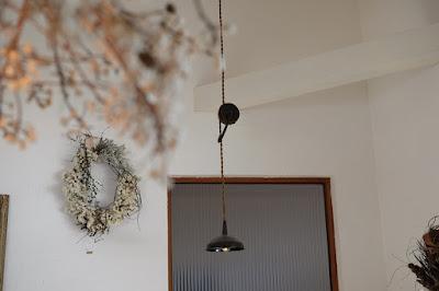 長野県安曇野穂高の植物×古道具 kokageya 照明