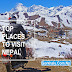 Top 18 Places To Visit In Nepal
