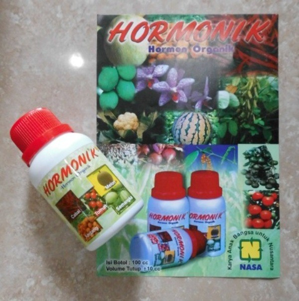 Hormonik, Pemacu Pertumbuhan Tanaman & Hewan