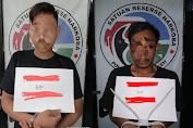 Miliki Sabu, Dua Pemuda di Banda Aceh Diamankan