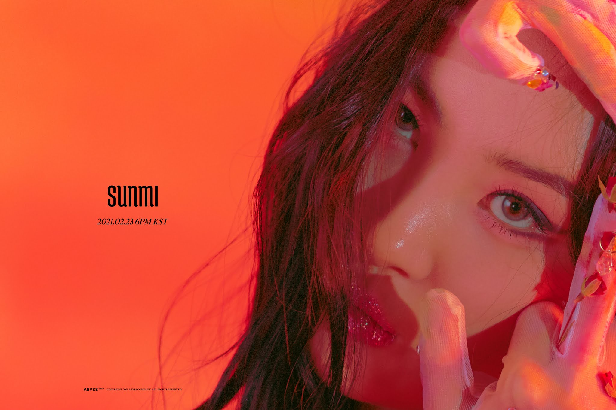 선미(SUNMI) 꼬리(TAIL) ALBUM TRACK SPOILER VIDEO / PHOTO