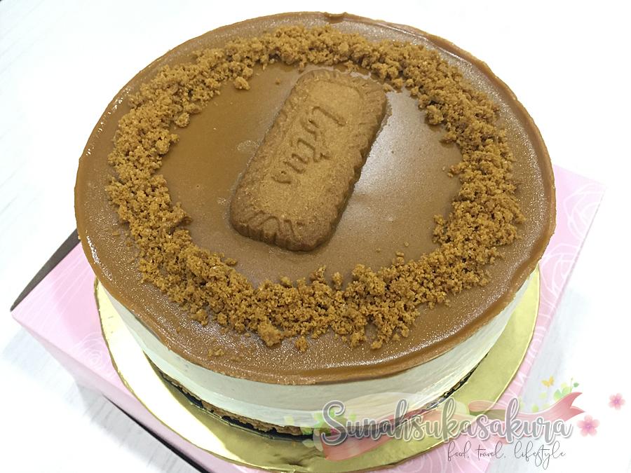 kek lotus biscoff johor bahru