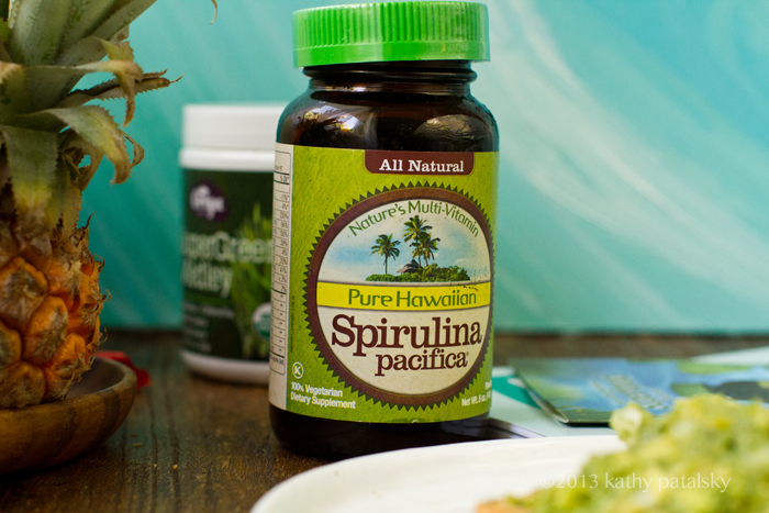 Spirulina All In My Shake Two Recipes Vegan Recipe