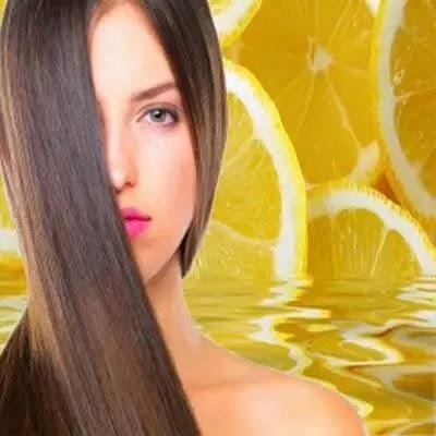 استخدام الليمون للتخلص من قشرة الرأس