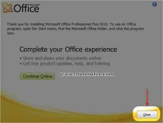 Cara Menginstal Microsoft Office 2010 Di PC dan Laptop