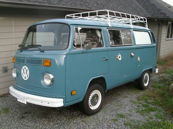 VW Bus Tin Top Riviera For Sale
