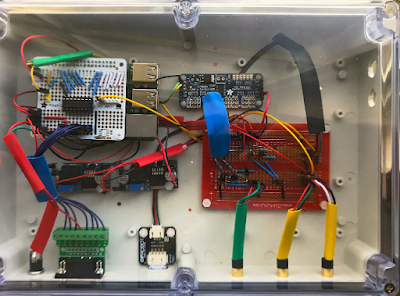 Raspberry Pi Based Opensource Reef Tank Controller