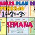 EDITABLE PLAN DE TRABAJO SEMANA 34 del 17 AL 21 DE MAYO GRADOS 1º,2º,3º ,4° ,5° Y 6° TODAS LAS MATERIAS WORD