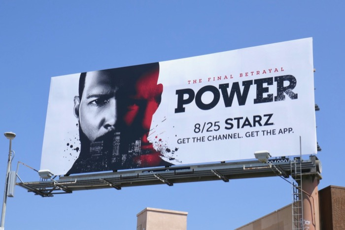 Power final season 6 billboard