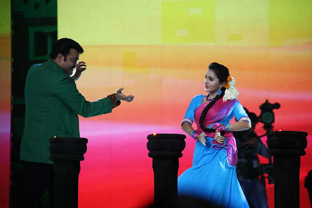 Bhama and Mohanlal