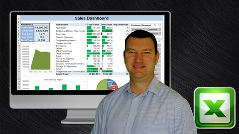 Complete Introduction to Excel Pivot Tables and Pivot Charts