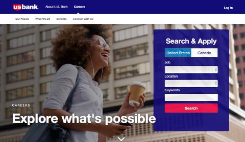 Offres d'emploi U.S. Bank