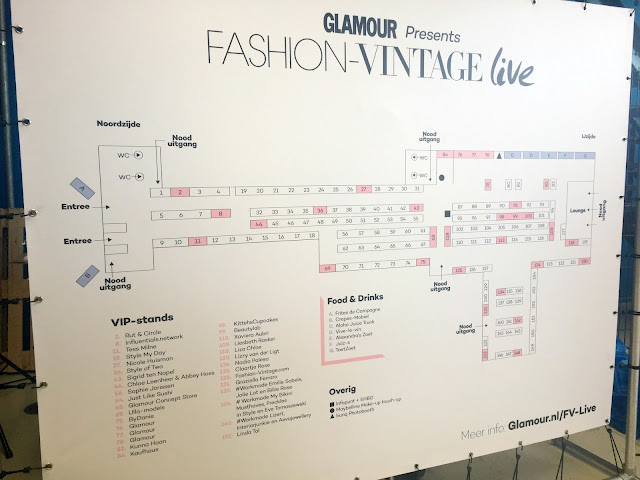 Glamour Fashion-Vintage Live 2016 event