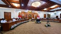 Presiden Instruksikan Sejumlah Langkah Penanganan Covid-19 di Jawa Timur