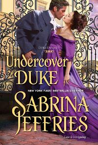 Undercover Duke cover
