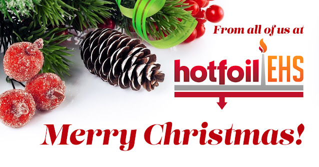Merry Christmas from Hotfoil-EHS