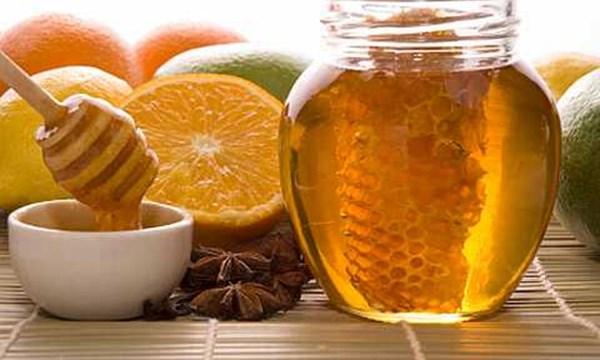 mật ong nguyên chất\