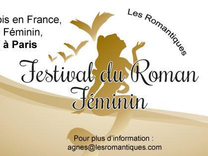 [Salon] Festival du roman féminin - journée du 21/04/16