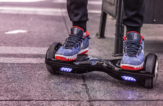 hoverboard scooters