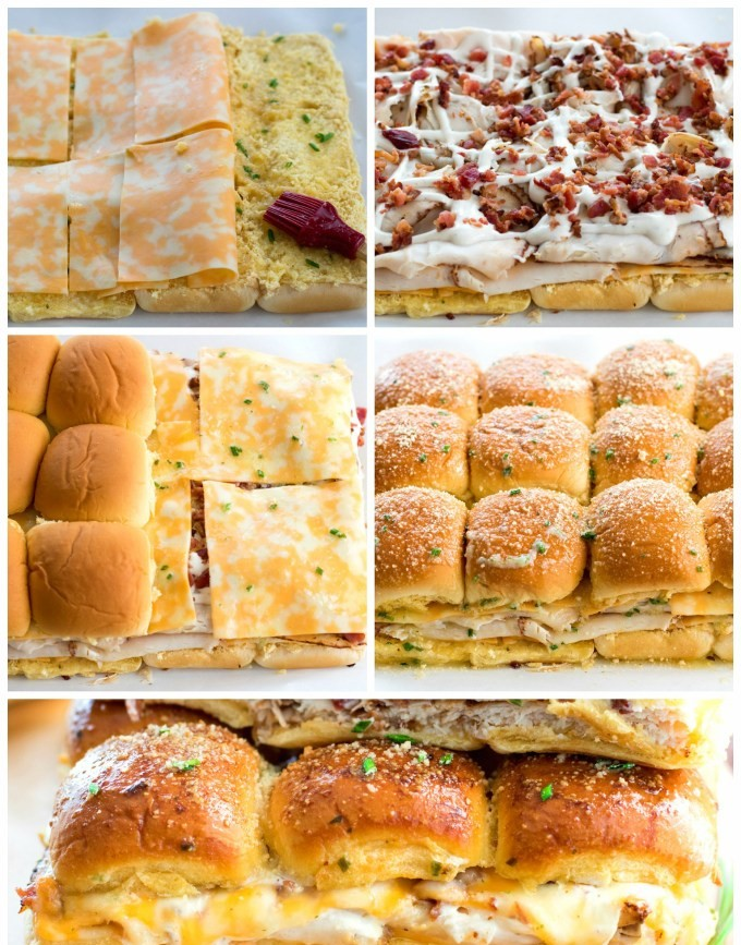 Chicken Bacon Rаnсh Pull Aраrt Rolls