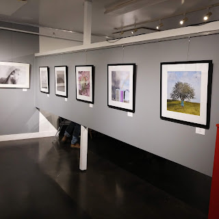 Picturing Health exhibit at Viewpoint Gallery