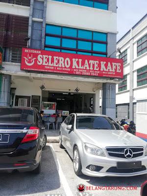 Selera Kelate Cafe Shah Alam