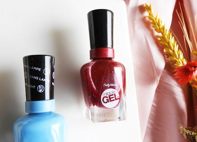 Sally Hansen Miracle Gel nagellak review