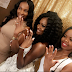 Talk about Bffs goals! Three friends show off their engagement rings