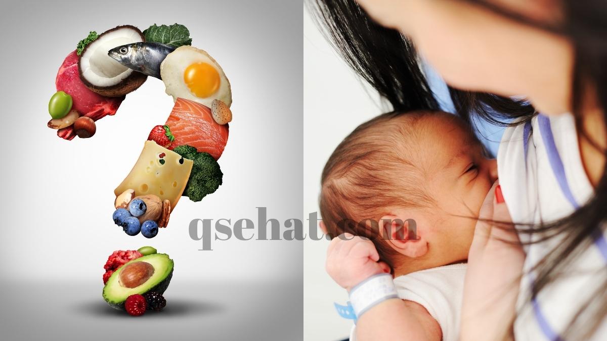 cara diet sehat ibu menyusui