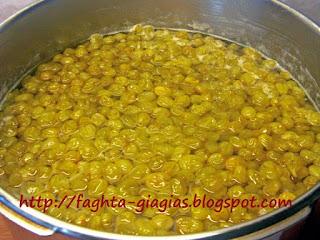 Σταφύλι σουλτανίνα γλυκό του κουταλιού - από «Τα φαγητά της γιαγιάς»
