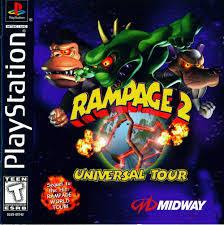 descargar rampage 2 universal tour psx por mega