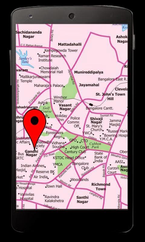 تطبيق Track Caller Location Offline