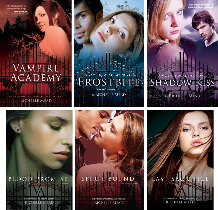 vampire academy book 1 ending relationship