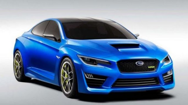 2018 Subaru WRX and WRX STI pair updated looks with performance and Spesifications